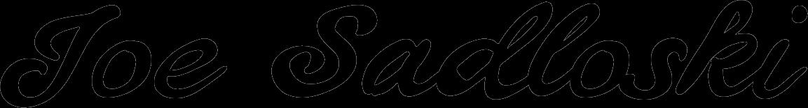 Joe Sadloski Web Design & Marketing